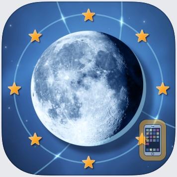 Deluxe Moon Pro • App & Widget by Sergey Vdovenko (Universal)
