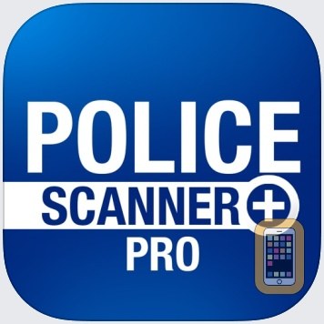 Police Scanner+ by Rego Apps (Universal)