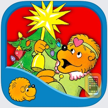 Berenstain Bears Trim the Tree by Oceanhouse Media (Universal)