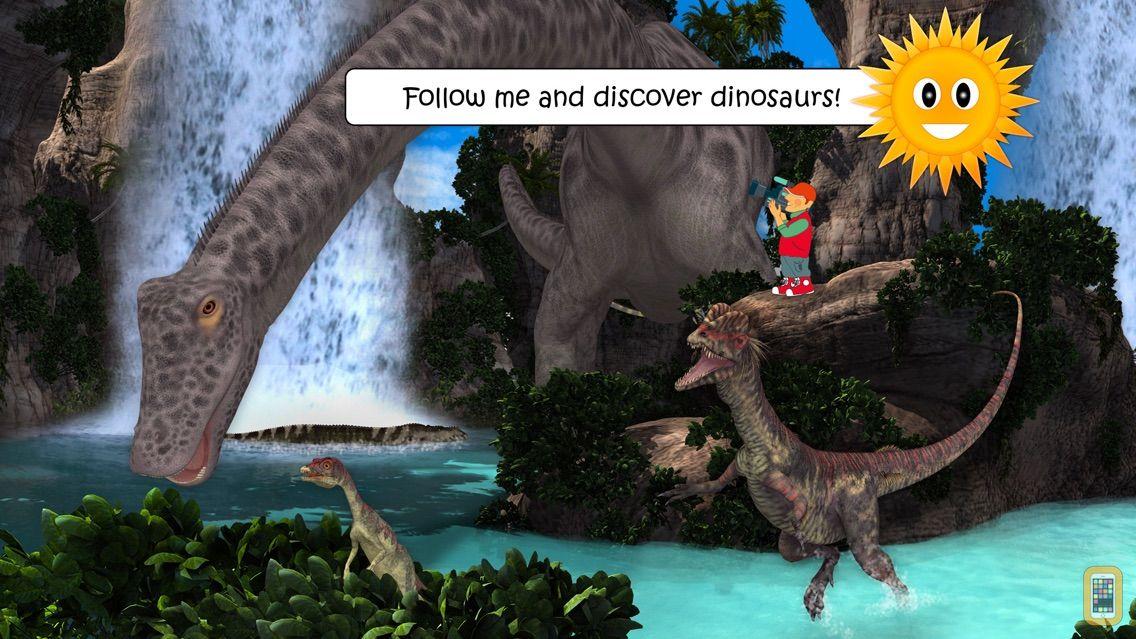 Screenshot - Dinosaurs (full game)