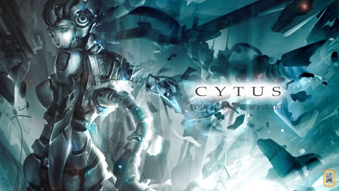 Screenshot - Cytus