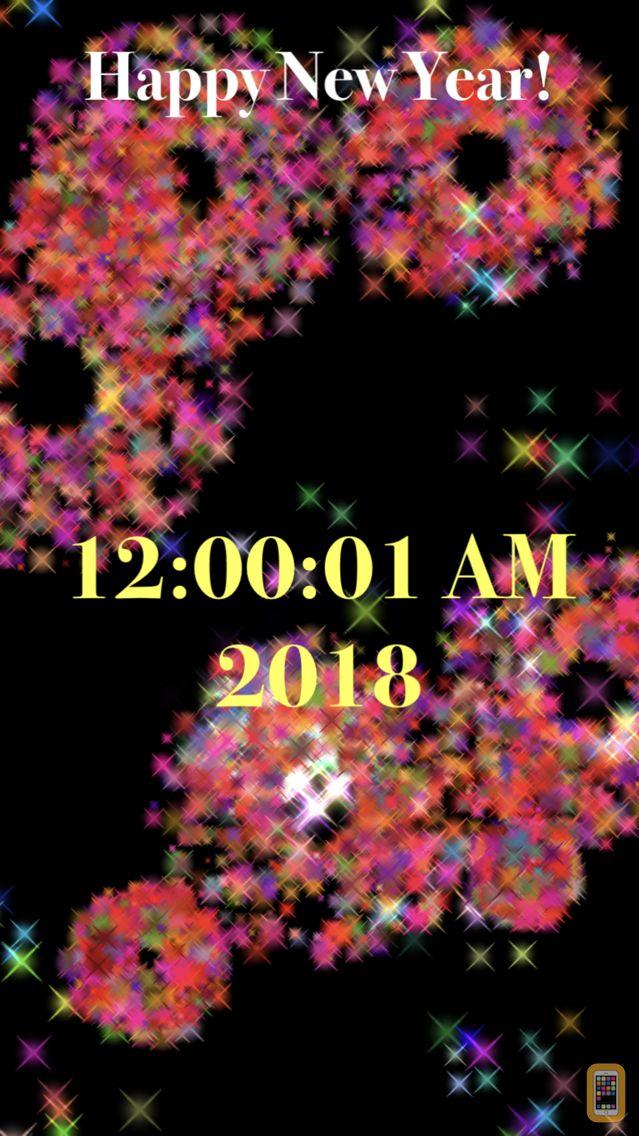 Screenshot - New Years Countdown 2018 HD