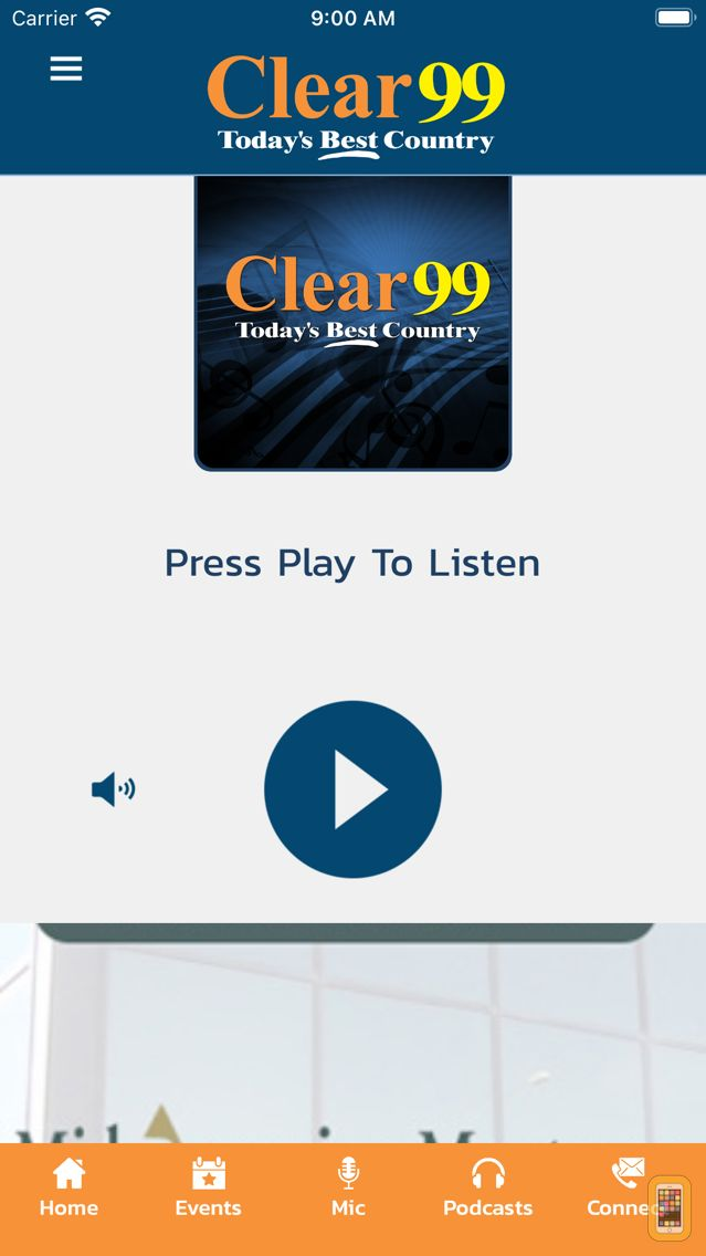 Screenshot - Clear 99