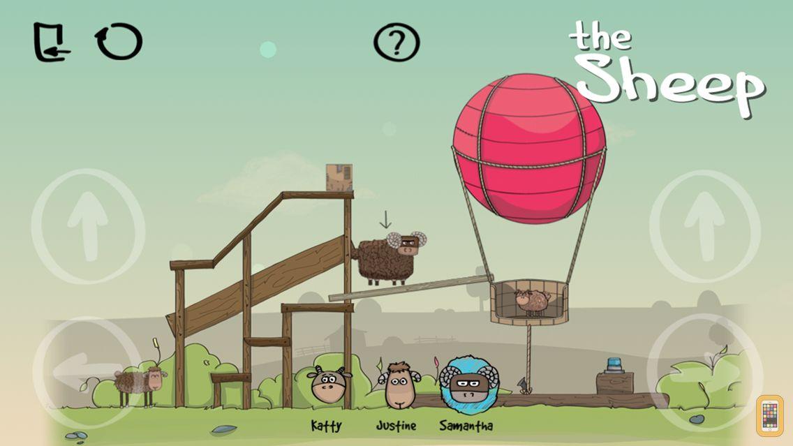 Screenshot - the Sheeps Free