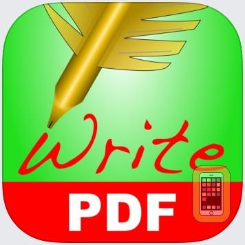 WritePDF by EuroSmartz Ltd (iPad)