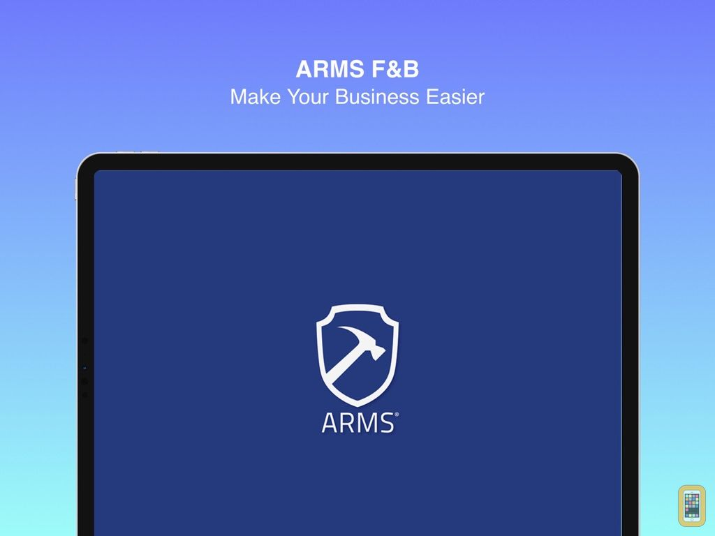 Screenshot - ARMS F&B (Restaurant POS)