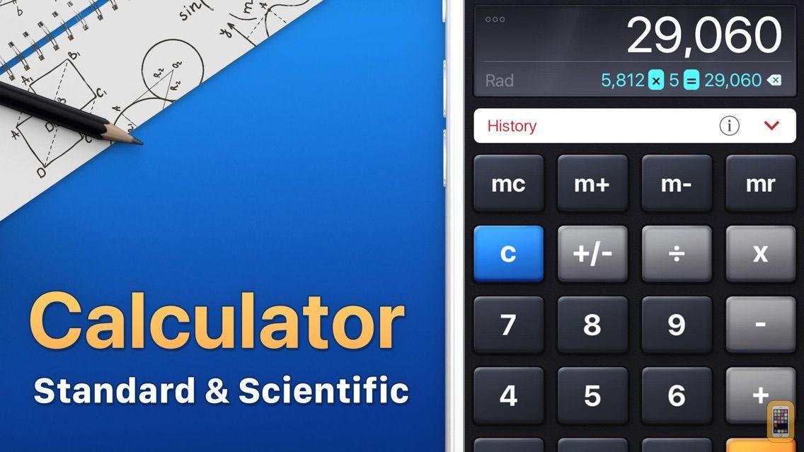 Screenshot - Calculator'