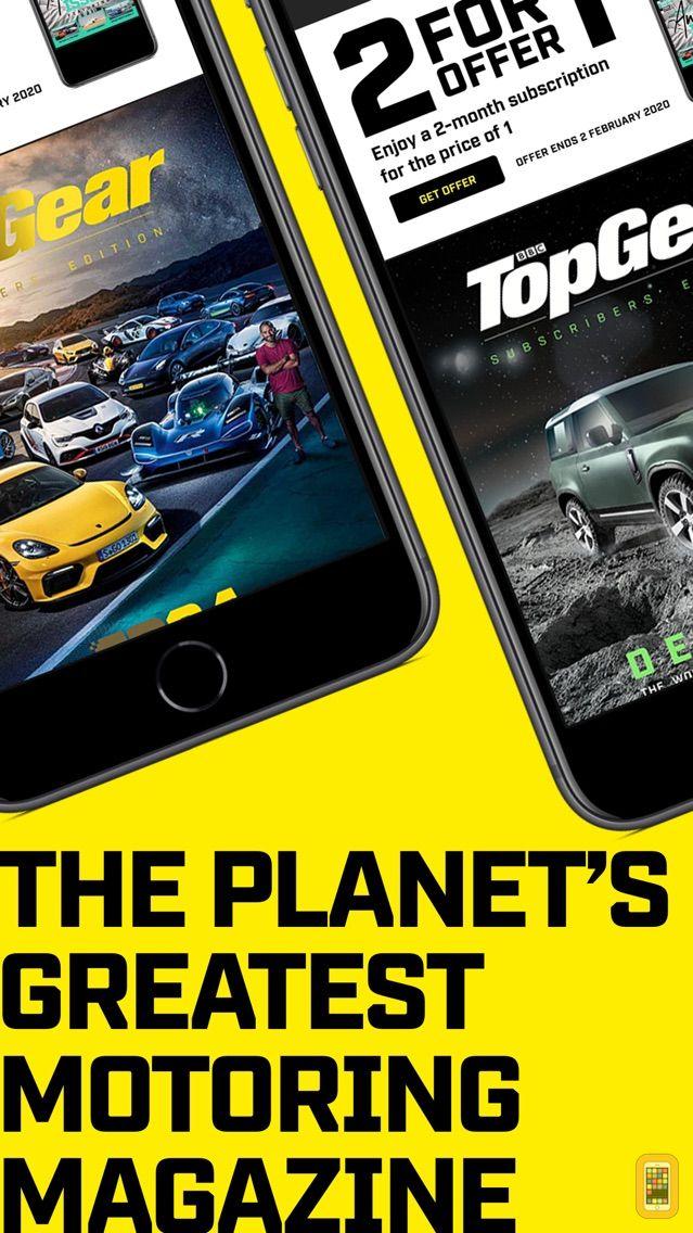 Screenshot - Top Gear Magazine