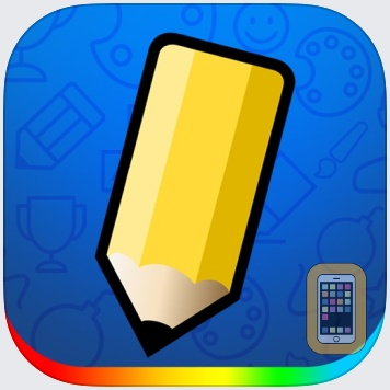 Draw Something by OMGPOP (Universal)
