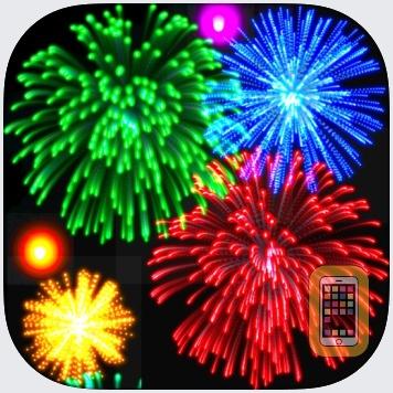 Real Fireworks Visualizer by INNOVATTY, LLC (iPad)