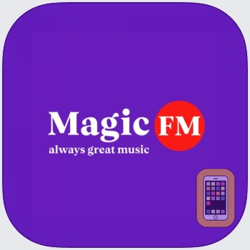 Magic FM Romania by Media Group Services International S.R.L. (iPad)