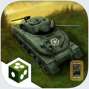 Tank Battle: 1944 by HexWar Games Ltd (Universal)
