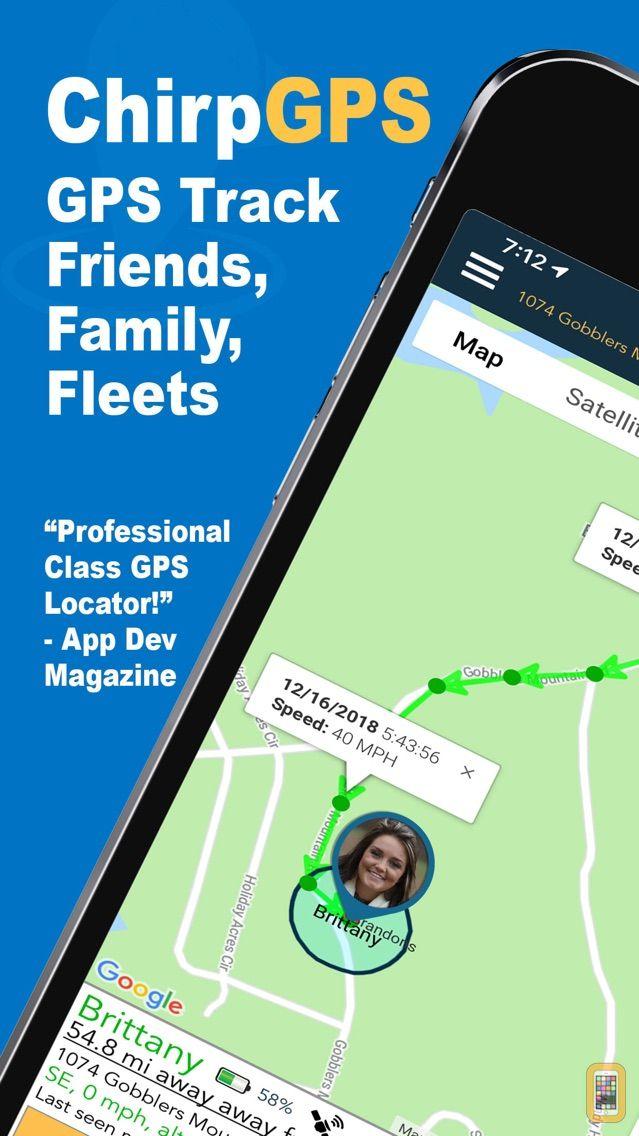 Screenshot - GPS Phone Tracker & Locator