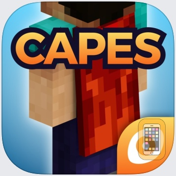Cape Creator for Minecraft by Seejaykay LLC (Universal)