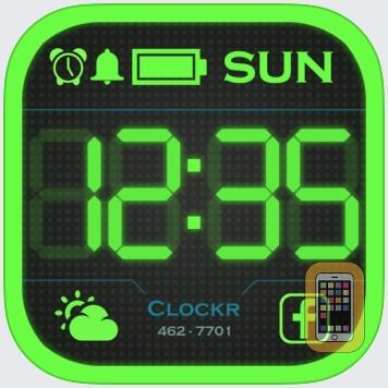 Clockr by David Hung (iPad)