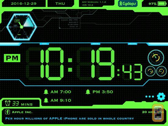 Screenshot - Clockr