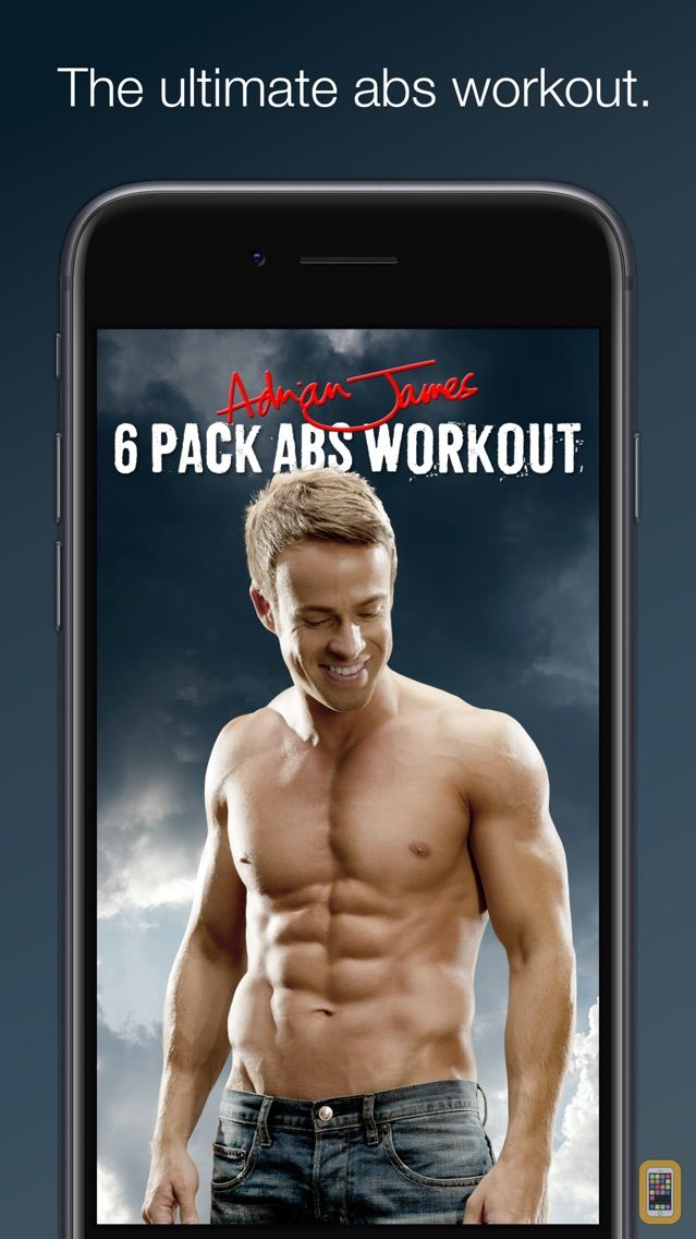 Screenshot - Adrian James: 6 Pack Abs