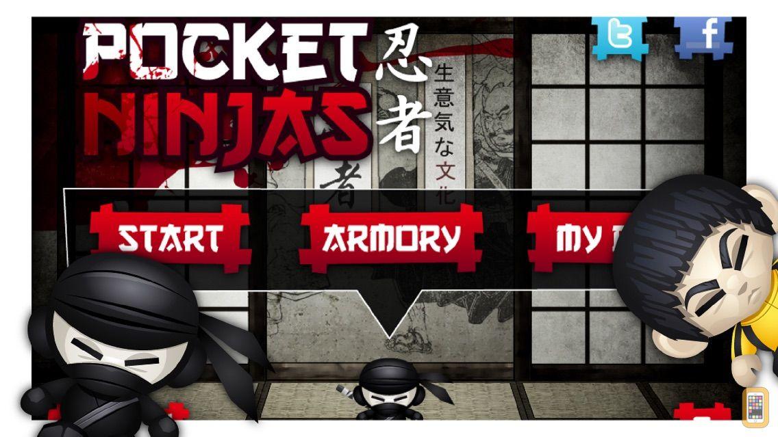 Screenshot - Pocket Ninjas
