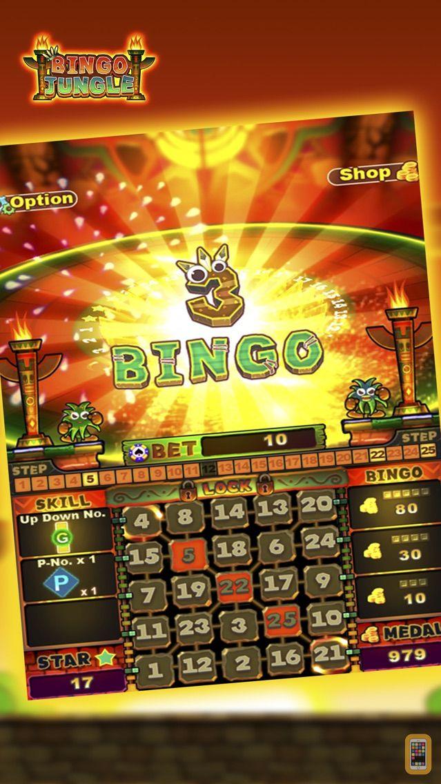 Screenshot - Bingo Jungle!