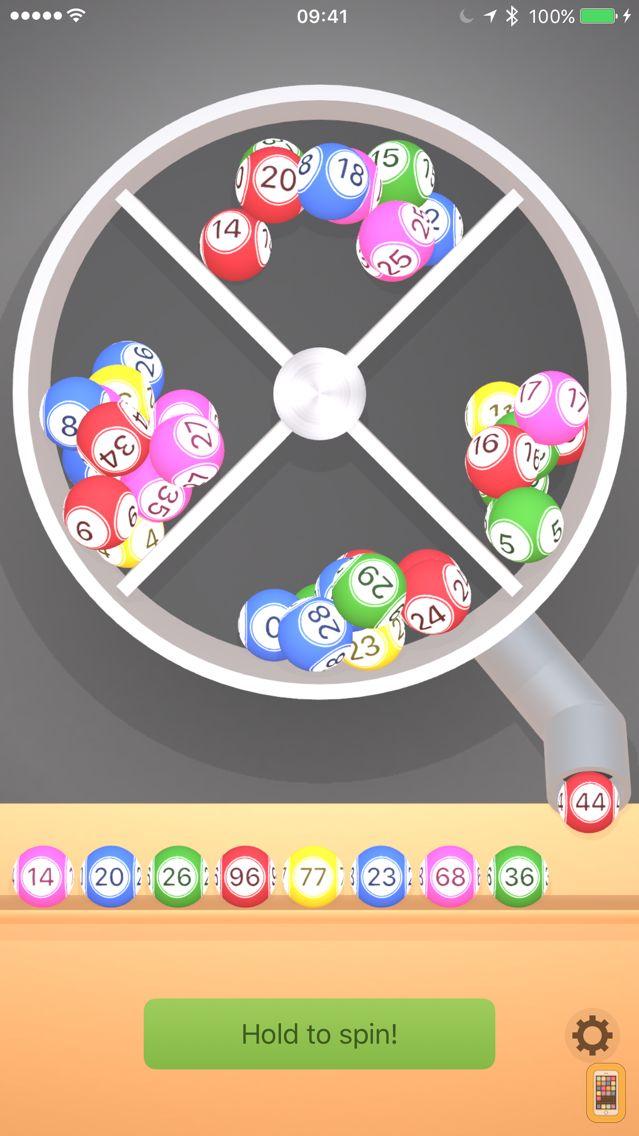 Screenshot - Lotto Machine 4