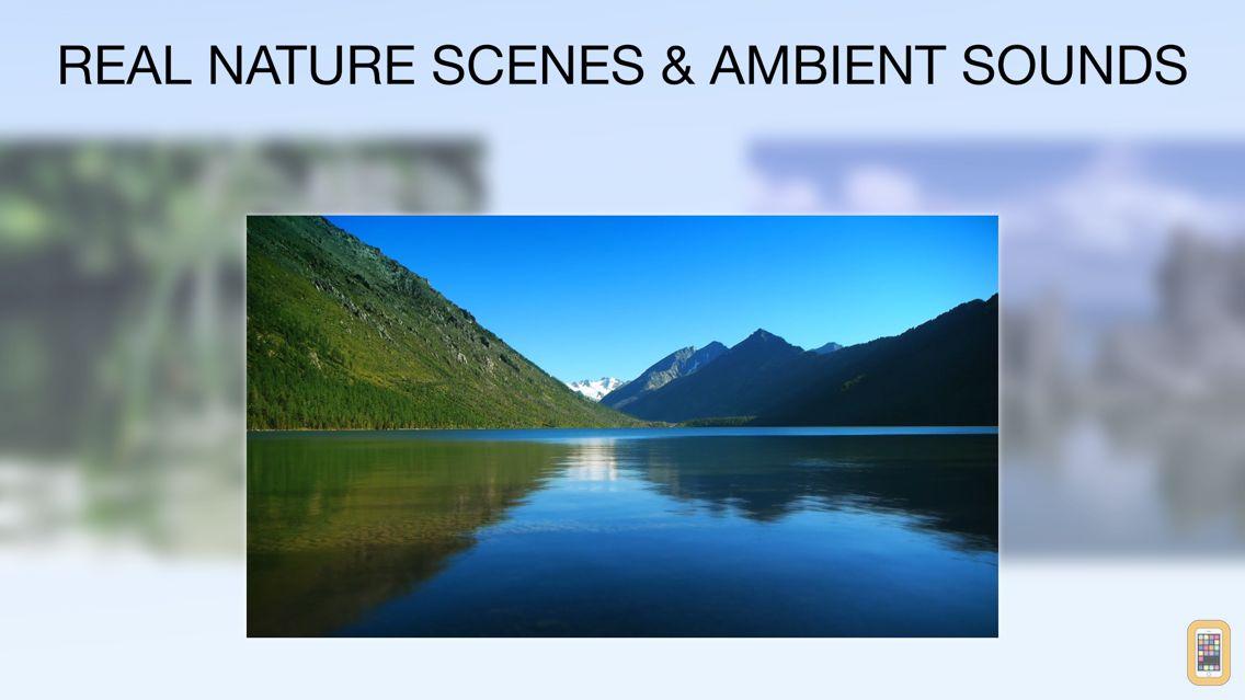 Screenshot - Relaxing Nature - Relax & Sleep Better