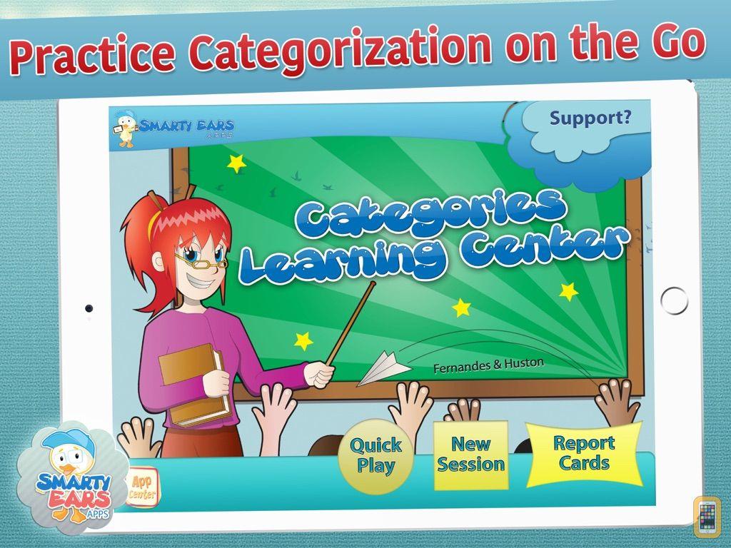Screenshot - Categories Learning Center