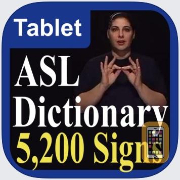 ASL Dictionary for iPad by Software Studios LLC (iPad)