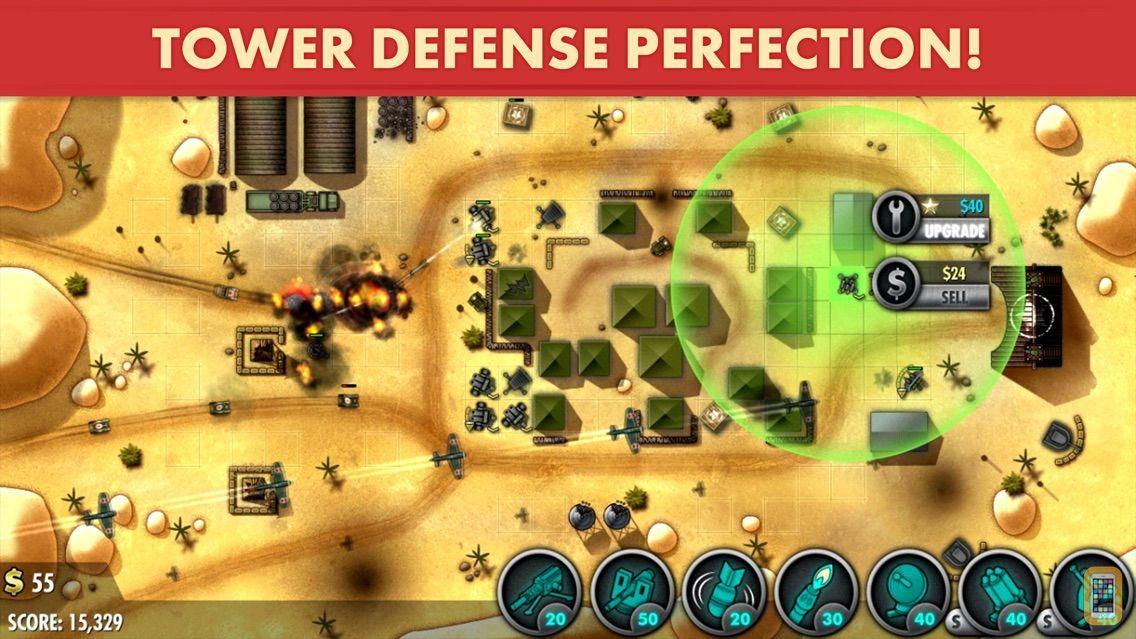 Screenshot - iBomber Defense Pacific