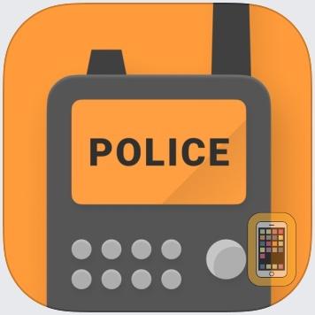Police Scanner Radio & Fire by GordonEdwards.net LLC (Universal)