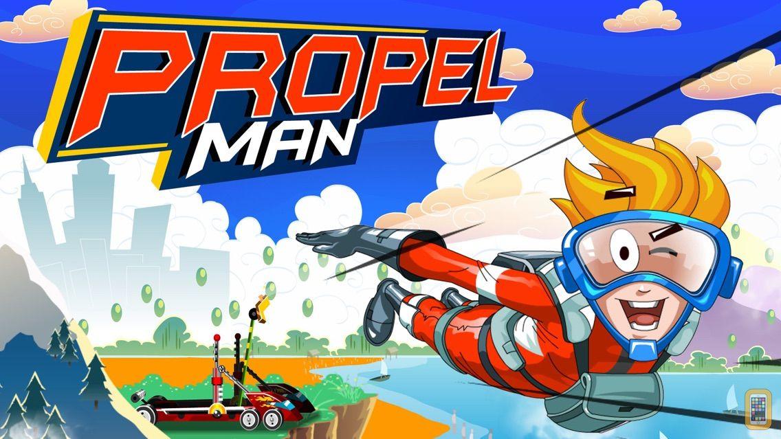 Screenshot - Propel Man