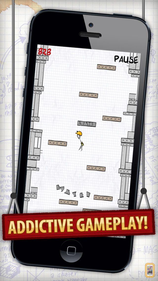 Screenshot - Free Stickly Jump Game