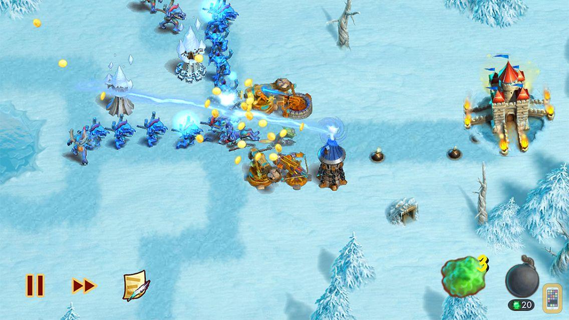 Screenshot - Towers N' Trolls HD
