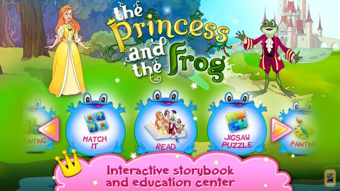 Screenshot - The Princess & the Frog