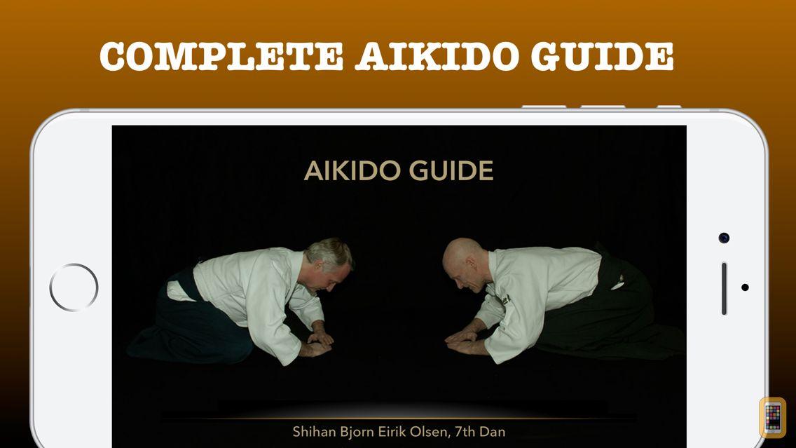 Screenshot - AikidoGuide