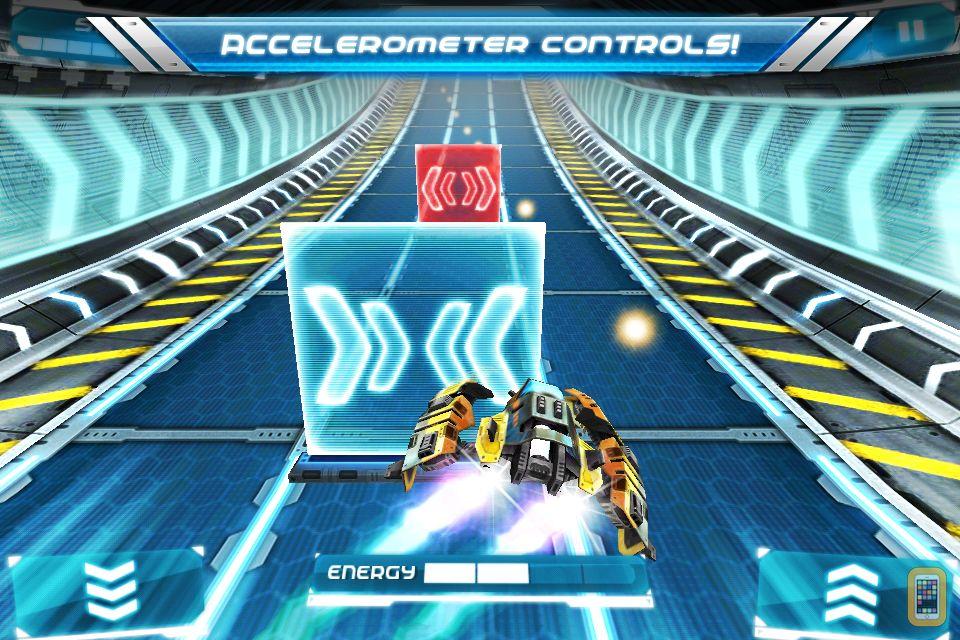 Screenshot - Ion Racer