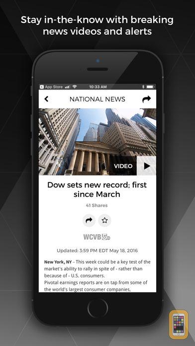 Screenshot - WCVB NewsCenter 5 - Boston