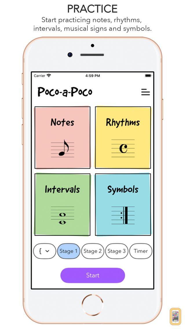 Screenshot - Music Reading Essentials
