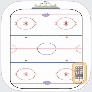 Hockey ClipPad by Torey Lomenda(IOS) (iPad)
