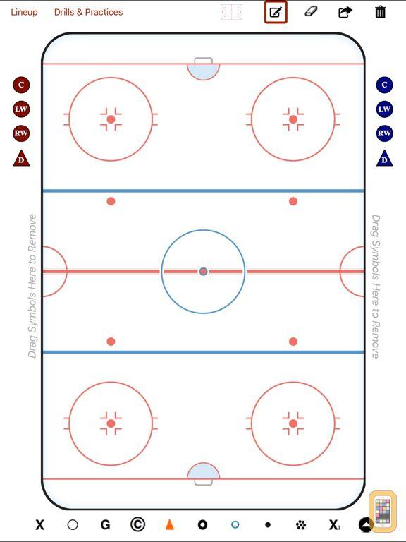 Screenshot - Hockey ClipPad
