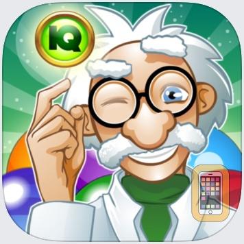 Bubbles IQ by Playforia (iPad)