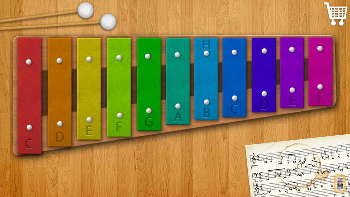 Screenshot - Easy Xylophone