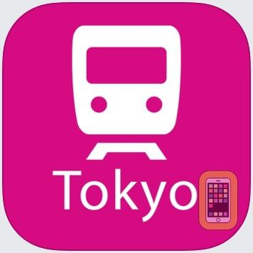 Tokyo Rail Map Lite by Urban-Map (Universal)
