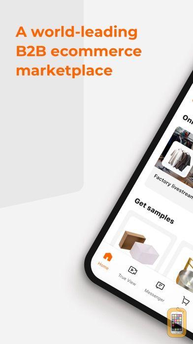Screenshot - Alibaba.com B2B Trade App