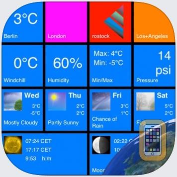 Tile Weather by Pocketkai (Universal)