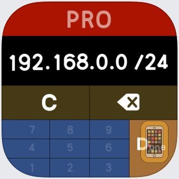 IP Keypad Pro - Subnet Calc by Takahiro Furuya (iPhone)