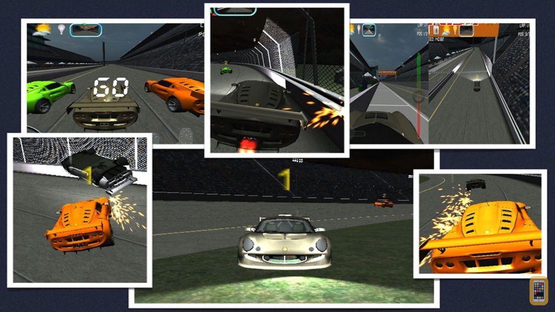 Screenshot - Race n Chase 3D Car Racing Game