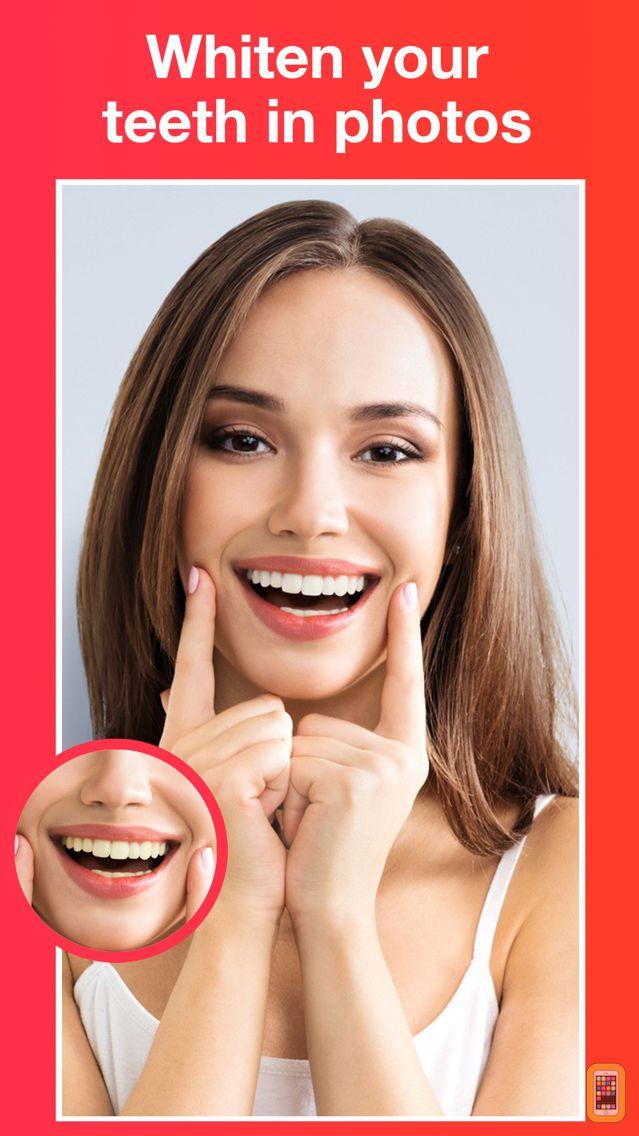 Screenshot - Teeth Whitener - Photo Editor