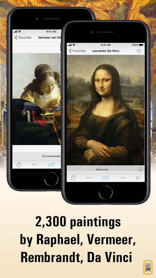 Screenshot - Louvre HD