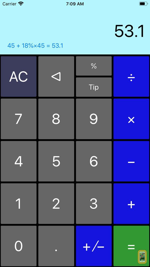 Screenshot - Calculator!!