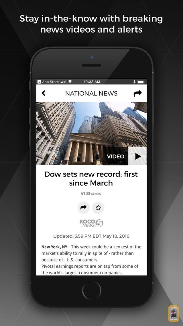 Screenshot - KOCO 5 News -  Oklahoma City